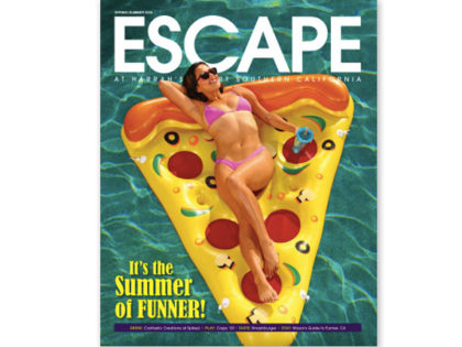 Summer 2018: Escape Magazine