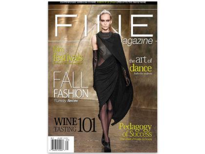 Coco Prive: FINE Magazine
