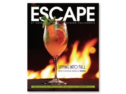 Winter 2018: Escape Magazine