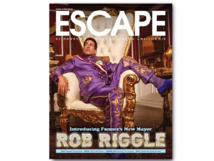 Summer 2019: Escape Magazine