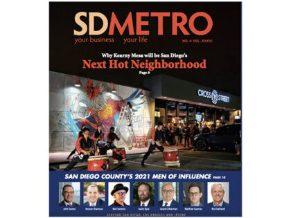 Travel Concierge: San Diego Metro Magazine