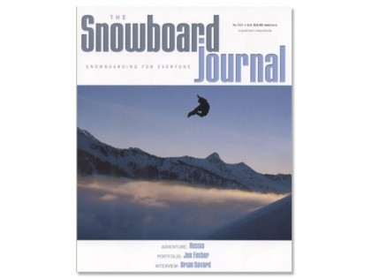 Snowboard Journal