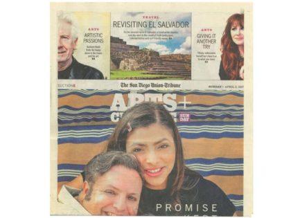 El Salvador: San Diego Union Tribune