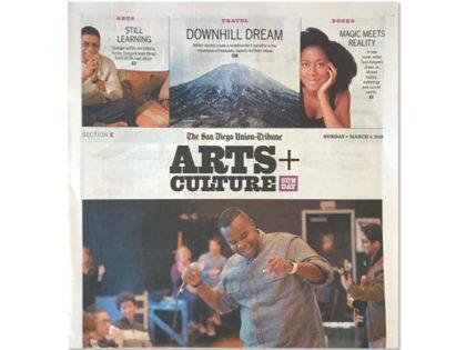 Japan: San Diego Union Tribune
