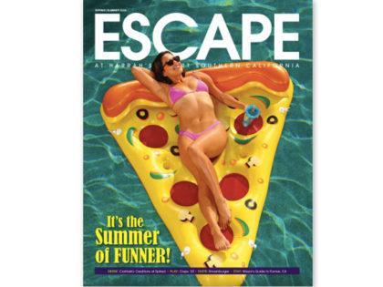 Summer 2018: Escape Magazine