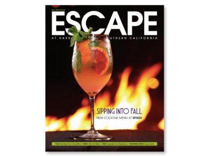 Winter 2018: Escape Magazine