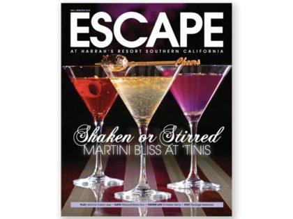 Winter 2019: Escape Magazine