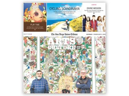 Scandinavia: San Diego Union Tribune