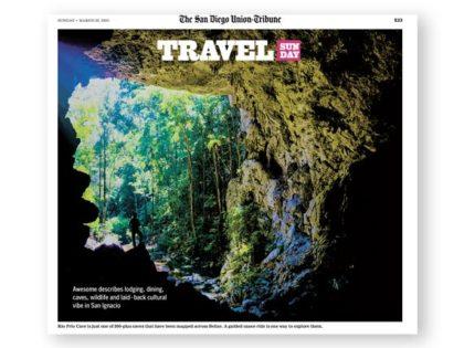 Belize: San Diego Union Tribune